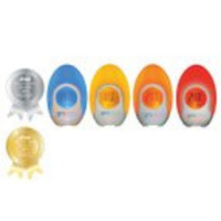 Groegg colour changing digital baby room thermometer