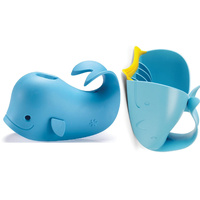 Skip Hop Moby Spout Cover and Waterfall Bath Rinser