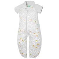 ergoPouch 1 TOG Sleepsuit and Sleeping Bag in One. Natural Organic Cotton.