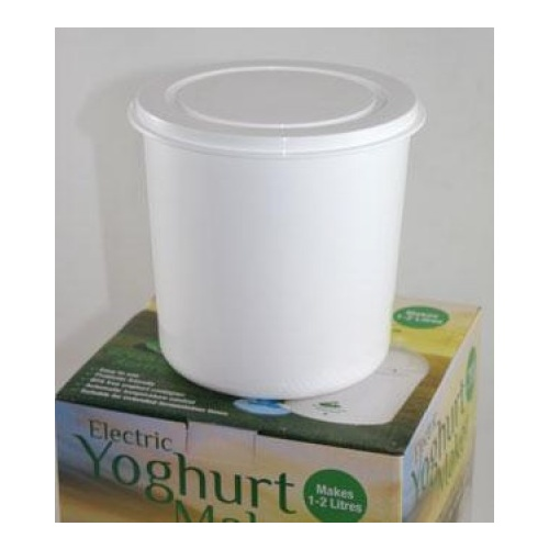 Green Living Australia Yoghurt Container Insert with Lid - 2 Litre