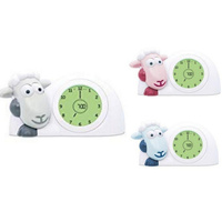 Sam the Lamb - Sheep Sleep Trainer Clock and nightlight