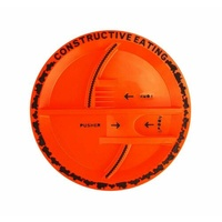 Constructive Eating - Construction Plate Kids Toddler Novelty Plate