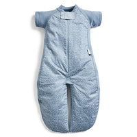 ergoPouch Sleep Suit Bag 1.0 Tog 3 Sizes - Pebble
