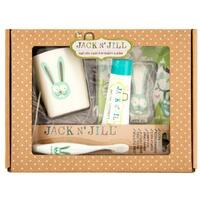Jack N Jill Bunny Tooth Care Gift Pack - Blueberry