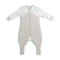 Love To Dream Sleep Suit - 2.5 TOG 5 Sizes -  WHITE