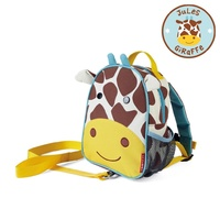 Skip Hop Zoo Let Mini Backpack with Rein - Giraffe