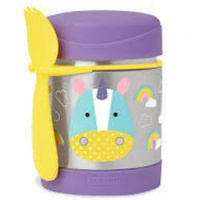 Skip Hop Zoo Kids Insulated Food Jar  Unicorn