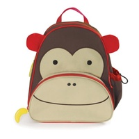 Skip Hop Children Kids Backpacks - Monkey