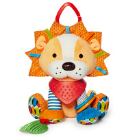 Skip Hop Bandana Buddies Baby Animal Activity Toys   Lion