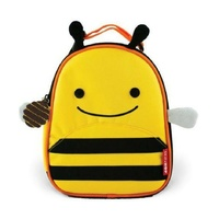 Skip Hop Zoo Lunchies Insulated Lunch Bag . Bee