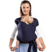 Boba Baby Wrap Carrier - Navy Blue