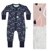 ergoPouch Layers Long Sleeve Sleep Wear 1 tog 0 mth to 3 yrs
