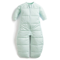 ergoPouch 3.5 tog Sleep Suit Bag  4 Sizes Mint Leaves