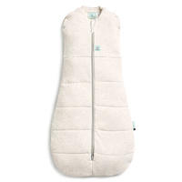 ErgoPouch Cocoon 2.5 Tog Swaddle Bag 4 Sizes Grey Marle