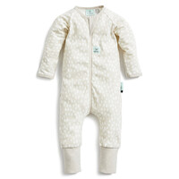 ergoPouch Layers Long Sleeve Onesie 0.2 TOG - Fawn