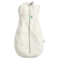 ergoPouch Cocoon Swaddle Bag 1.0 tog 4 Sizes Grey Marle