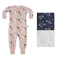 ergoPouch Winter Onesie Sleep Suit 3.5 Tog
