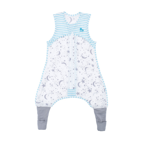 Love to Dream Sleep Suit - 0.2 TOG  Aqua 6 - 12 Months