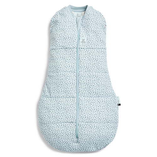 ErgoPouch Cocoon 2.5 Tog Swaddle Bag Pebble 0 - 3 Months