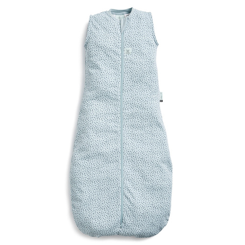ergoPouch Jersey Sleeping Bag 0.2 Tog - Pebble 8 - 24 Mths