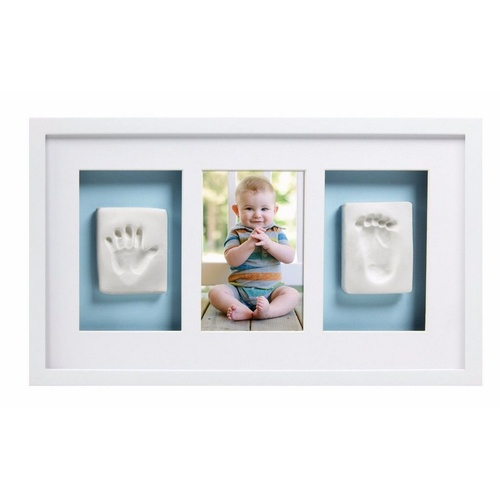 Babyprints Deluxe Wall Frame - White by Pearhead